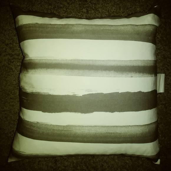 Throw pillow for decor show only